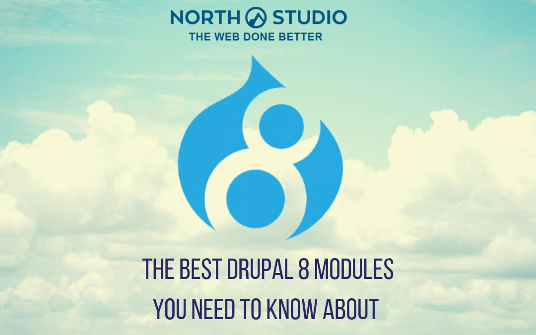 The Best Drupal 8 Modules
